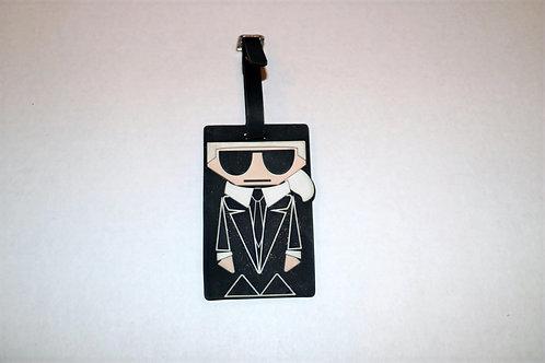 Karl Lagerfeld Luggage Tag