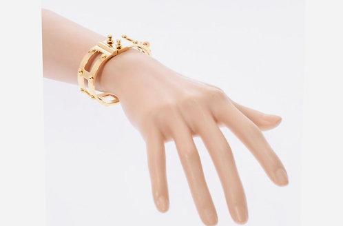 Authentic Louis Vuitton Gold Plated Bracelet