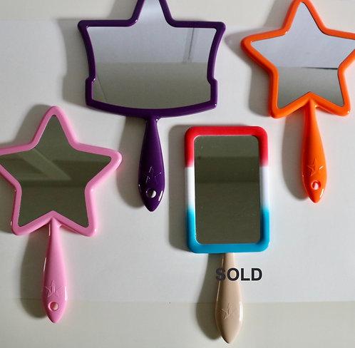 Jeffree Star Cosmetics Pink Star Makeup Mirror