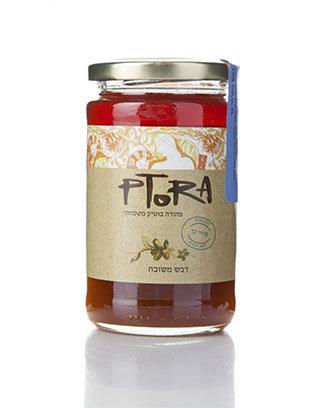 צנצנת דבש מפרחי בר 350 גרם