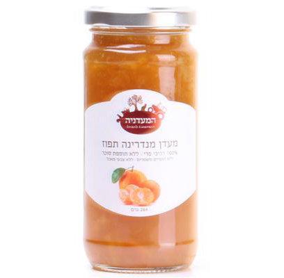 מעדן מנדרינה ותפוז 100% פרי ללא תוספת סוכר