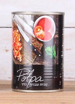 פולפה (קוביות עגבניות איטלקיות) 400 גר'