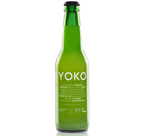 YOKO - תה מאצ'ה ירוק אורגני