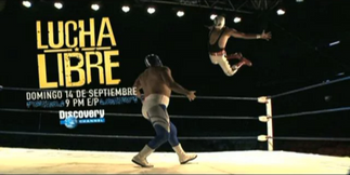 lucha libre - Discovery