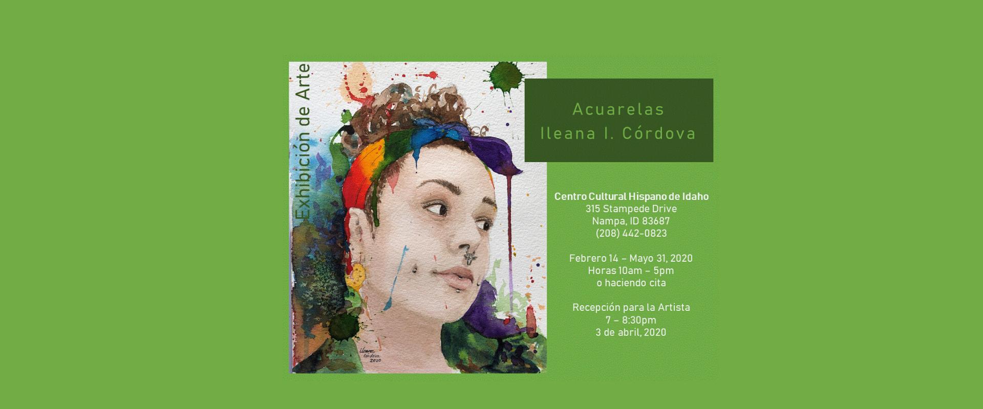 Ileana Cordova SPA Banner