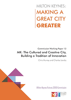 CWP13 - MK Cultured and Creative City, T