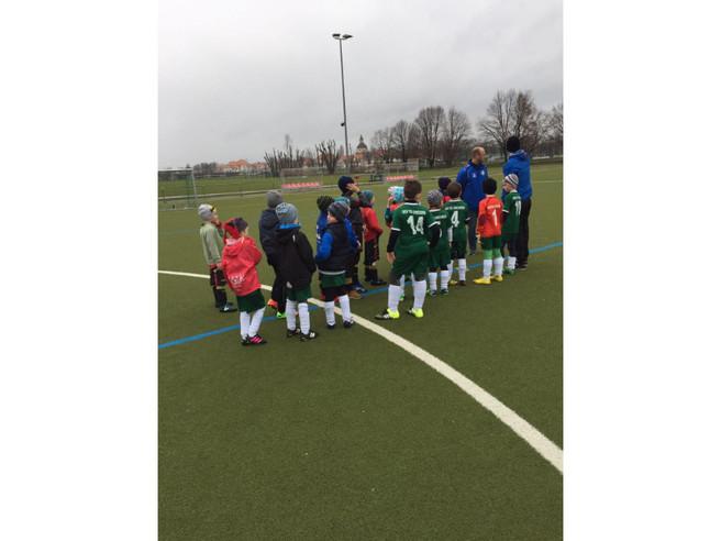 11. Spieltag der F-Jugend