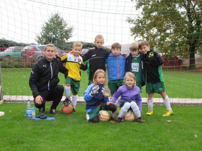 5. und 6. Spieltag der F-Jugend