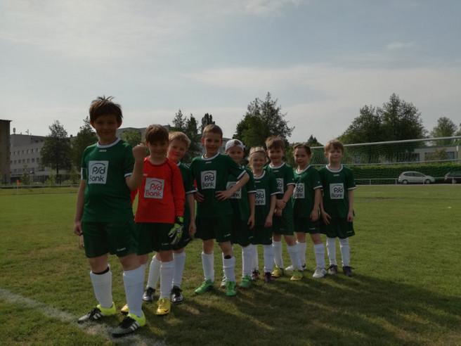 17. und letzter Spieltag der F-Jugend