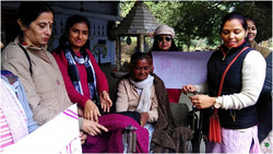 Spreading Happiness(Leprosy Home)3