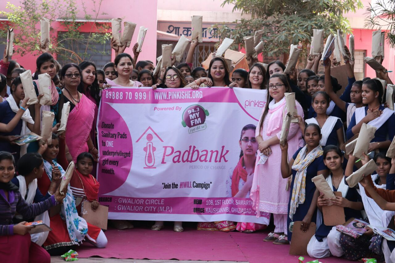 Gwalior Pad Collection Drive 7