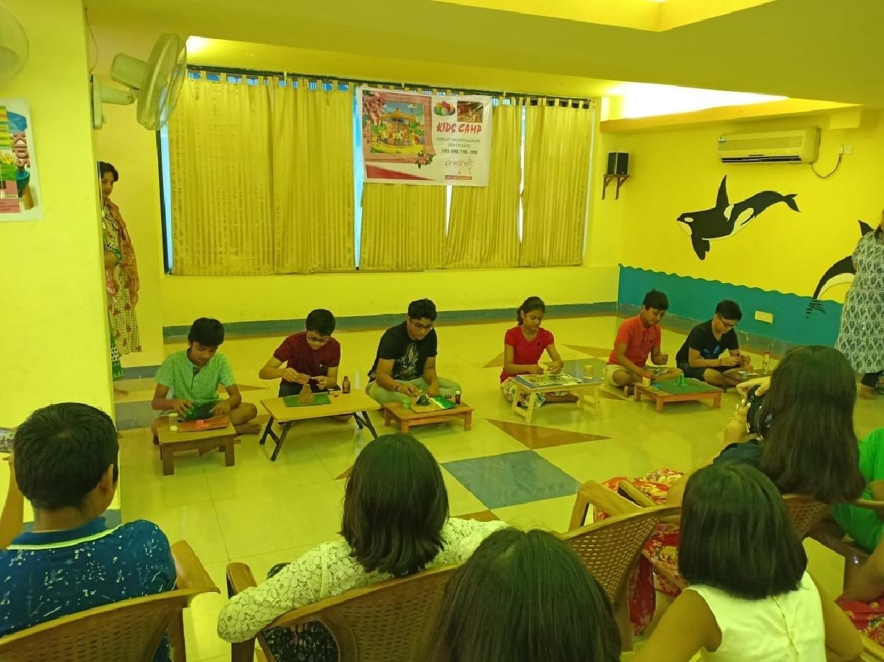 Kids summer camp in Kolkata 2