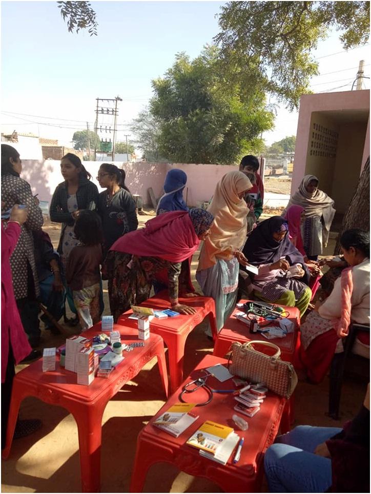 Health Camp Gurugram5