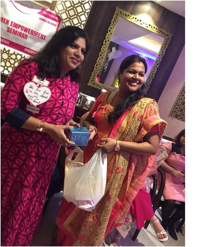 Women Empowerment Seminar Ghaziabad2