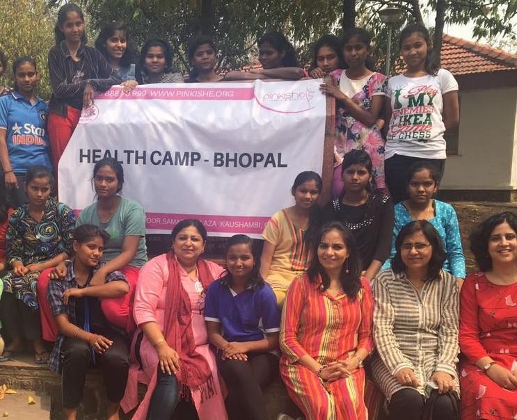 Bhopal 8 Mar - Health awareness Programme 4