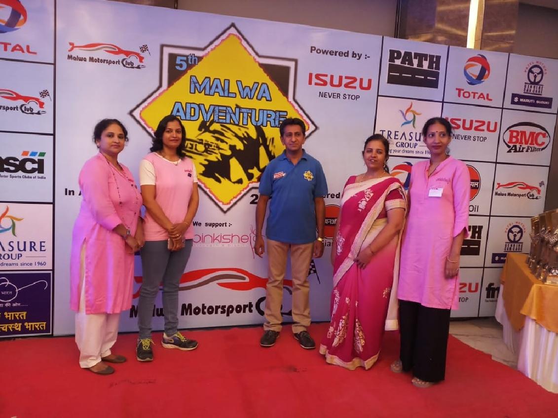 Malwa events with Dr.Afzal bungalowala nd malwa Motorsports club 6