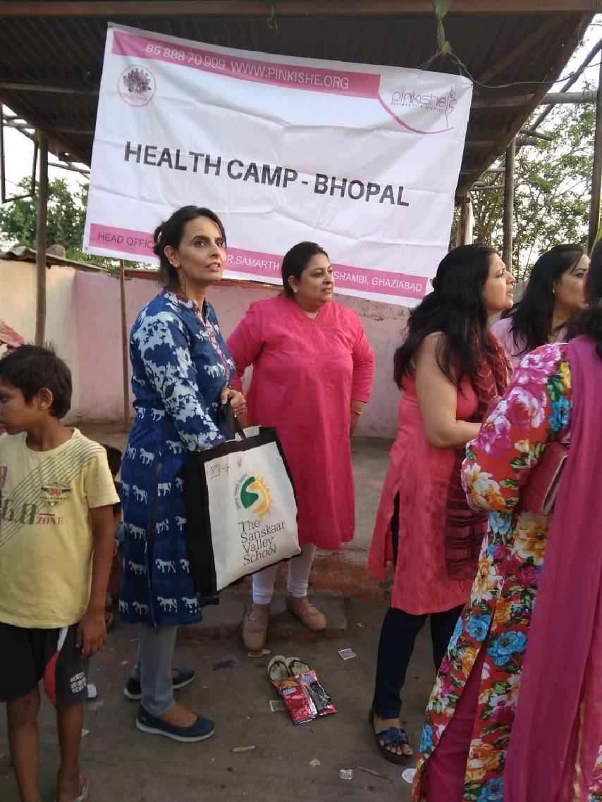 Health Camp - Bhopal (10th Apr) 1