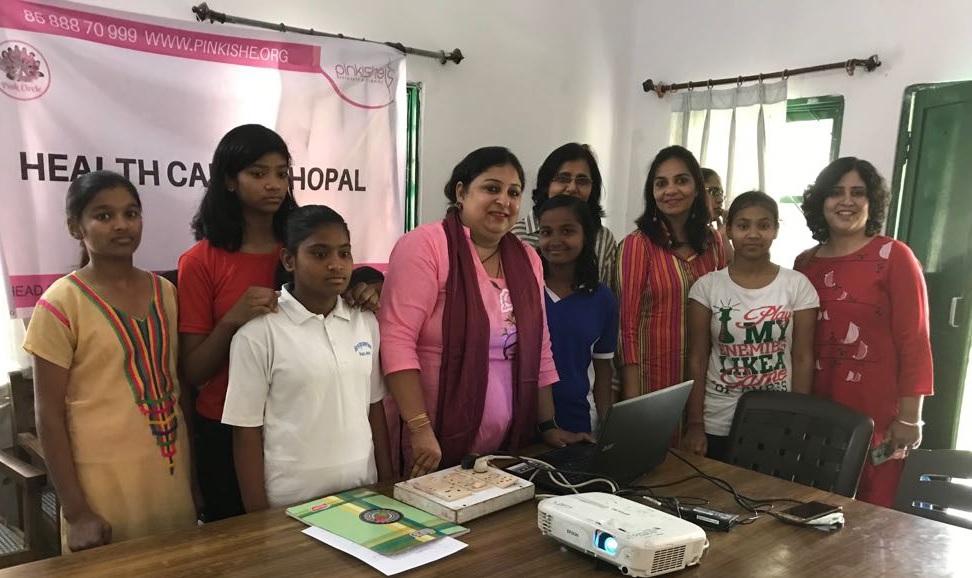 Bhopal 8 Mar - Health awareness Programme 2