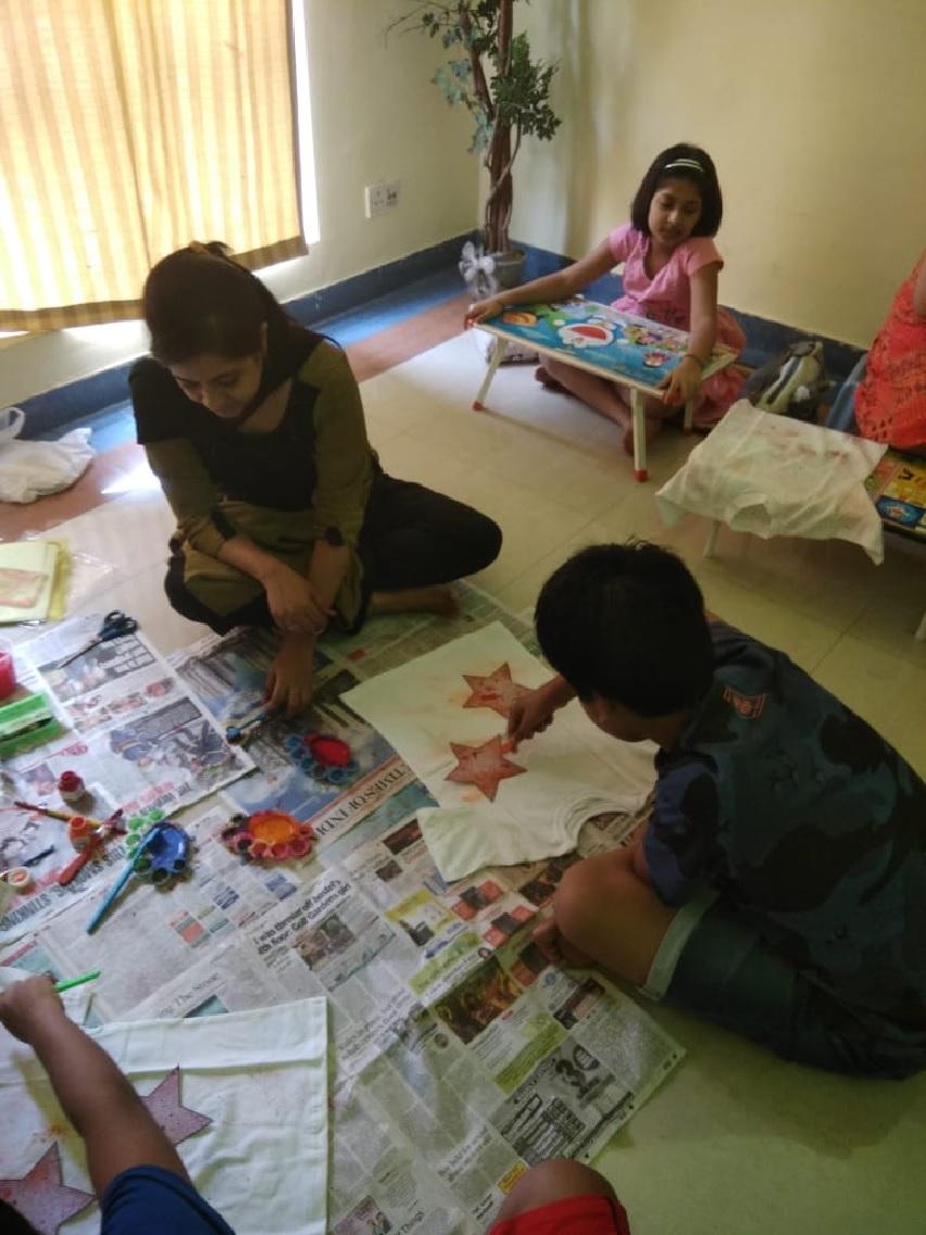 Kids summer camp in Kolkata 7