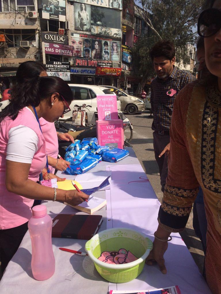 East Delhi Pad Bank Event 2