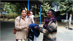 Spreading Happiness(Leprosy Home)4