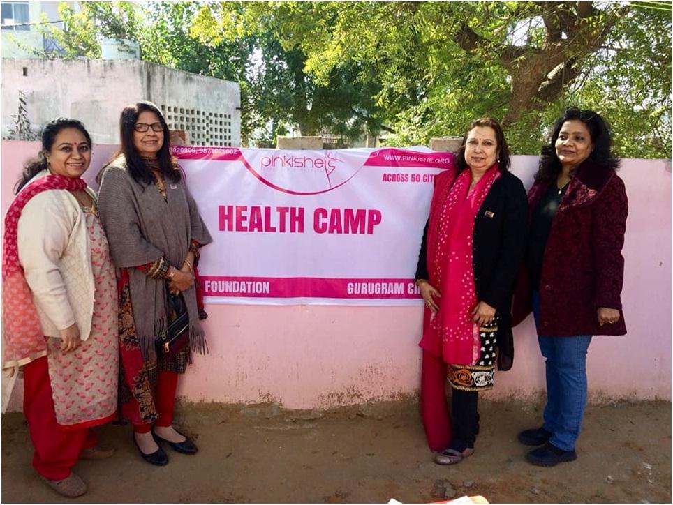 Health Camp Gurugram10
