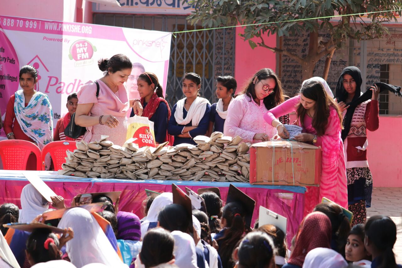 Gwalior Pad Collection Drive 10