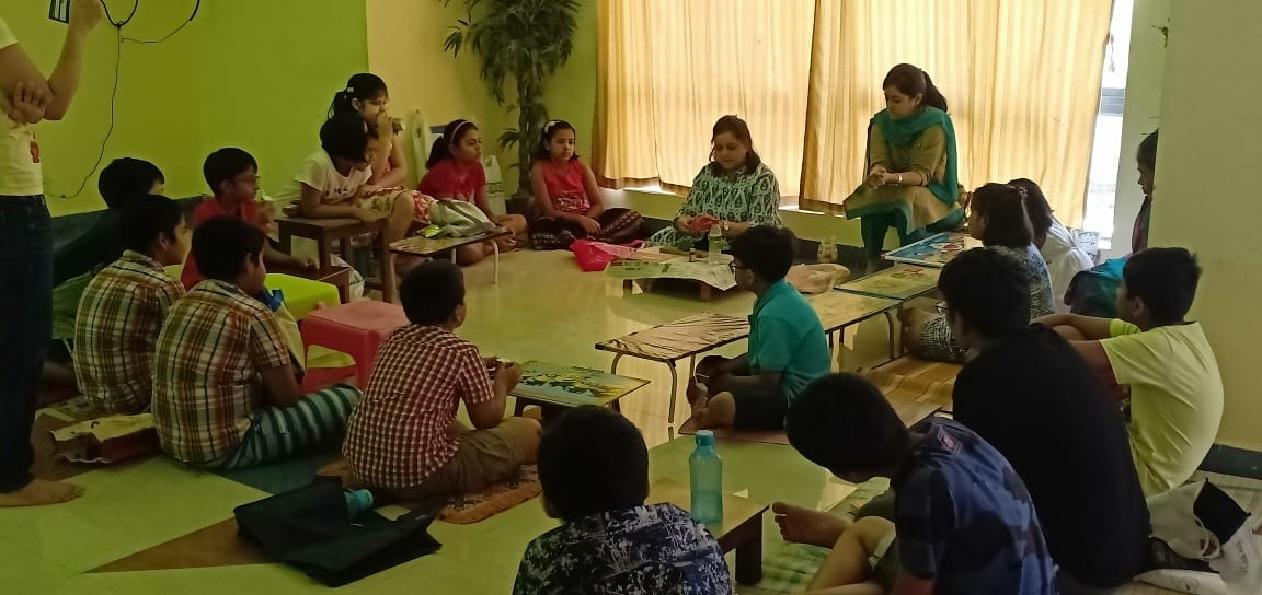 Kids summer camp in Kolkata 5