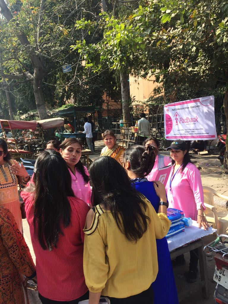 East Delhi Pad Bank Event 6