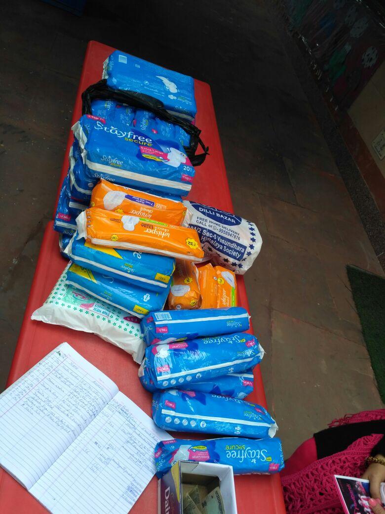 Ghaziabad distribution drive 1