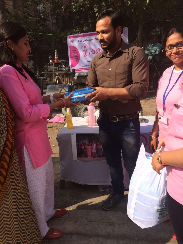 East Delhi Pad Bank Event 4