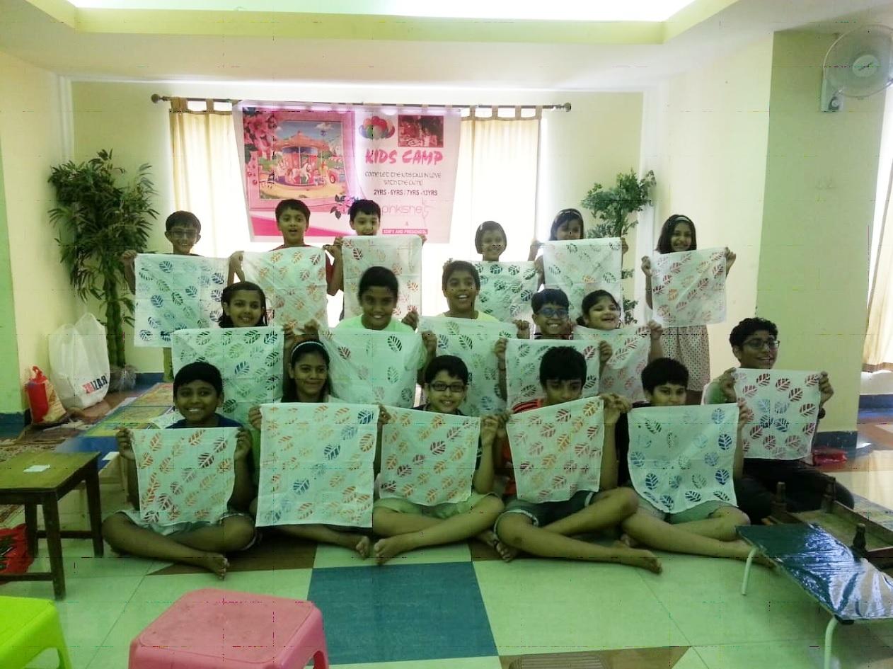 Kids summer camp in Kolkata 4
