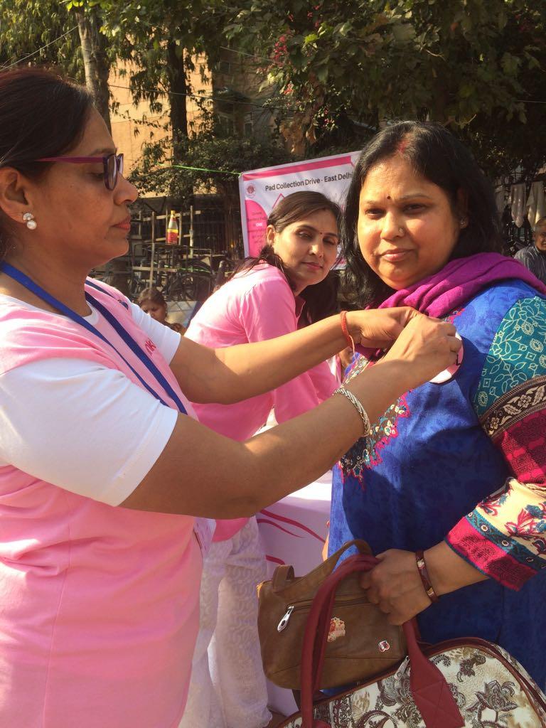 East Delhi Pad Bank Event 8
