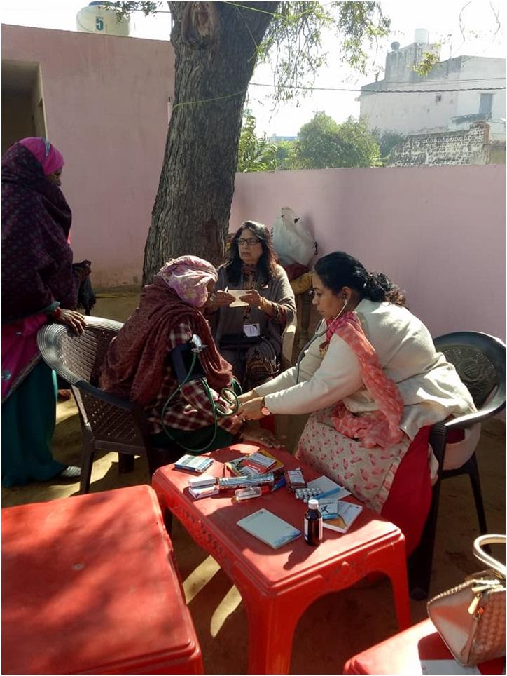 Health Camp Gurugram1