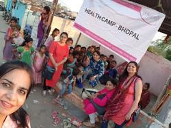 Health Camp - Bhopal (10th Apr) 4