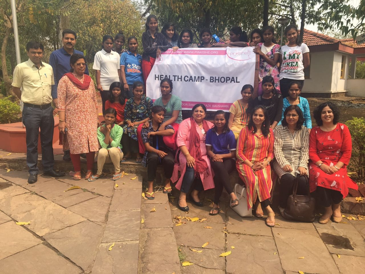 Bhopal 8 Mar - Health awareness Programme