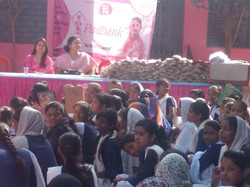 Gwalior Pad Collection Drive 4