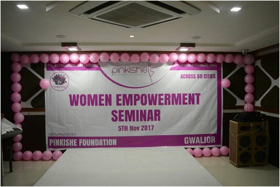 Women Empowerment Seminar Gwalior5
