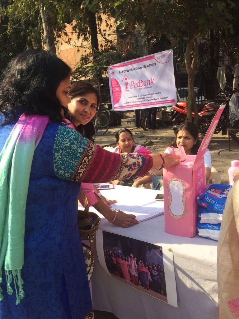 East Delhi Pad Bank Event 5