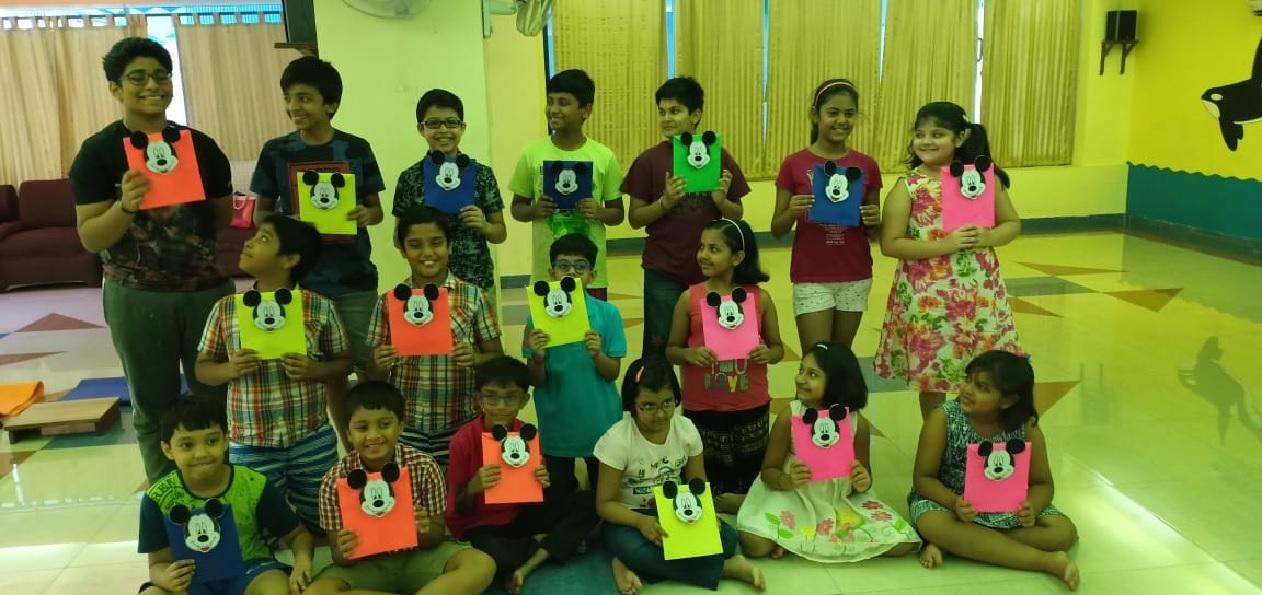 Kids summer camp in Kolkata 6