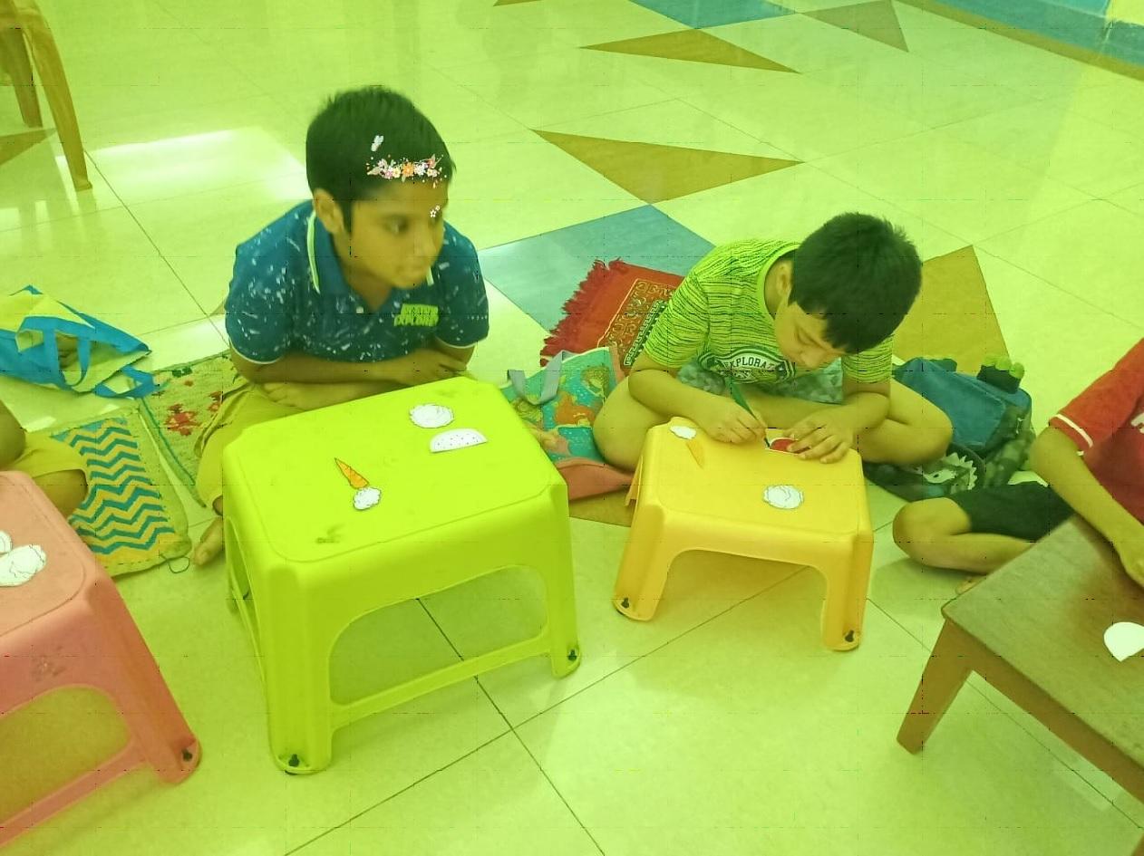 Kids summer camp in Kolkata 3