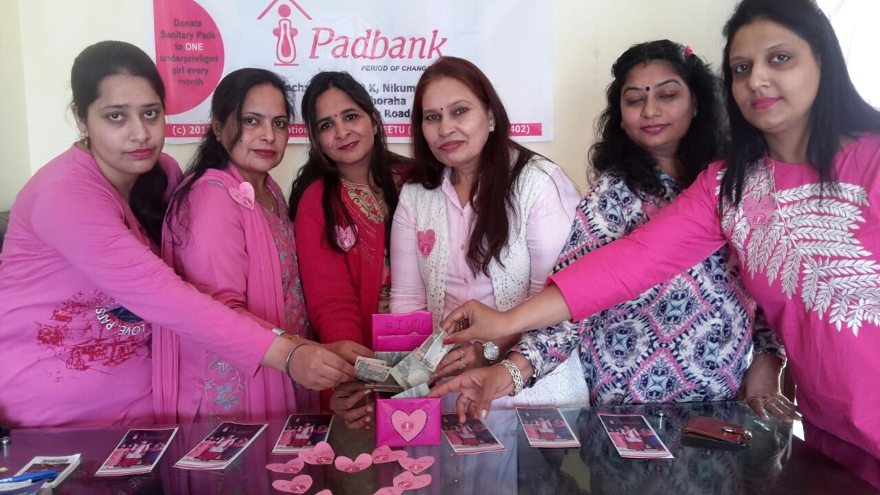 Moradabad Pad Collection Drive 2