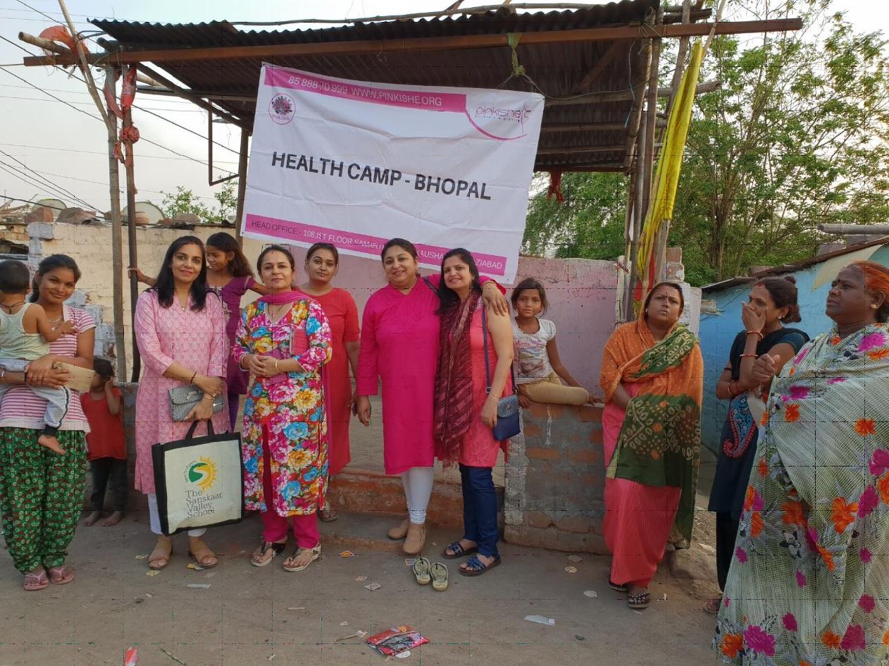 Health Camp - Bhopal (10th Apr) 5