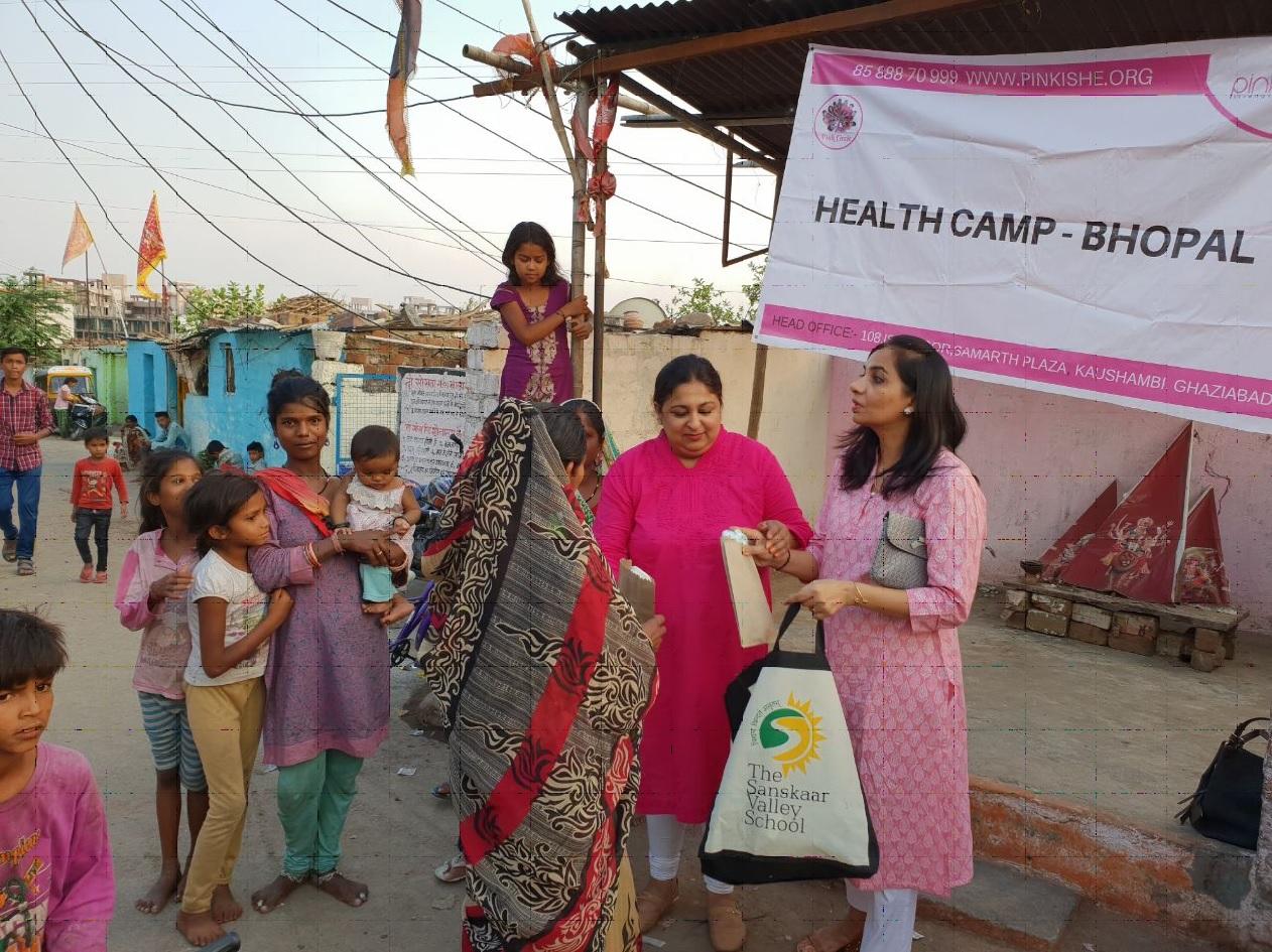 Health Camp - Bhopal (10th Apr) 2