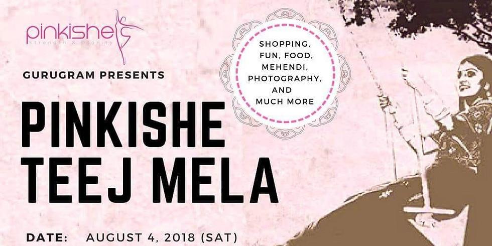 Pinkishe Teej Mela - Gurugram