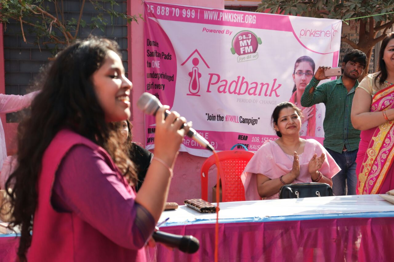 Gwalior Pad Collection Drive 9