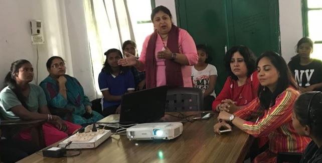 Bhopal 8 Mar - Health awareness Programme 3