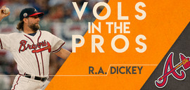 Vols in the Pros
