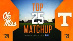 Top 25 Matchup