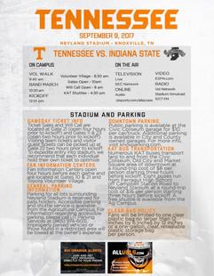Stadium Rules